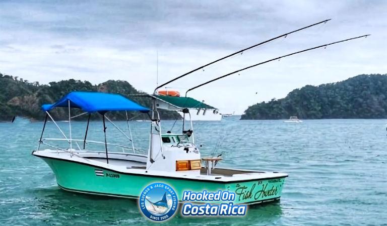Best charter boats Costa Rica