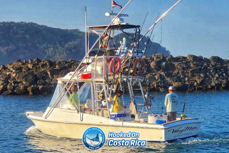 Fishing charters in Jaco Costa Rica