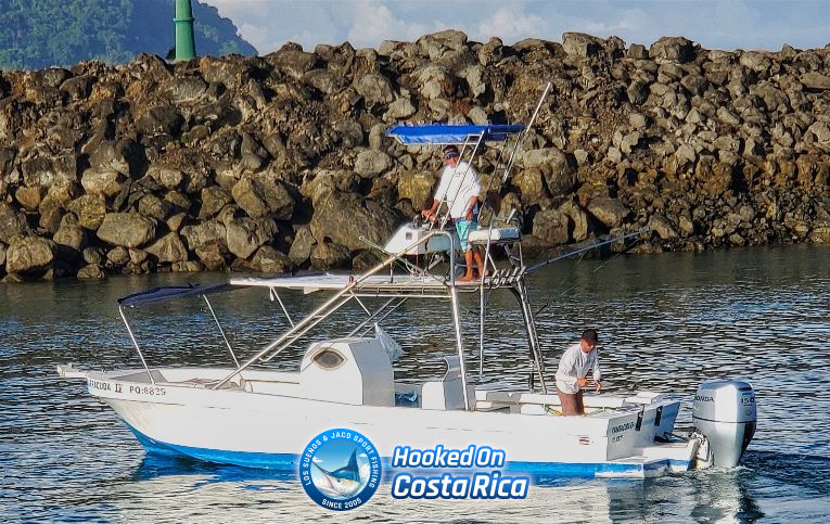 hooked on Costa Rica sportfishing charters