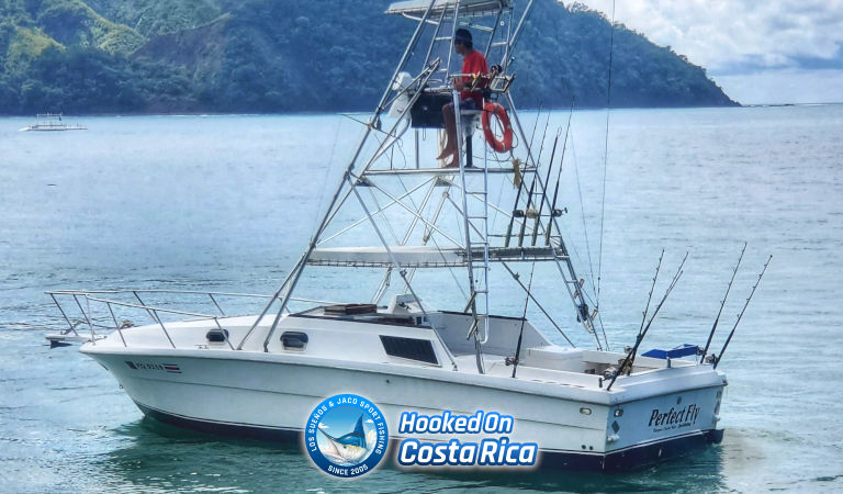 Los Suenos sportfishing charter