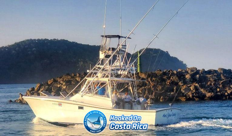 Los Suenos Fishing Charters Costa Rica