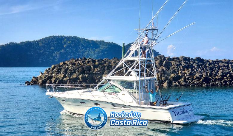 Los Suenos Marina Sport fish Boat Costa Rica