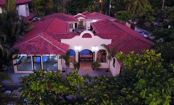 Beachfront fishing vacation rental villa in Jaco, Costa Rica