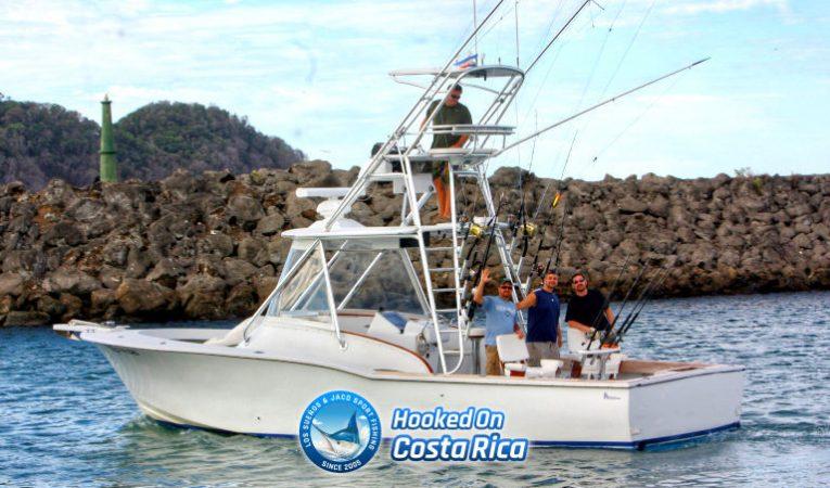 Jaco Costa Rica fishing charters