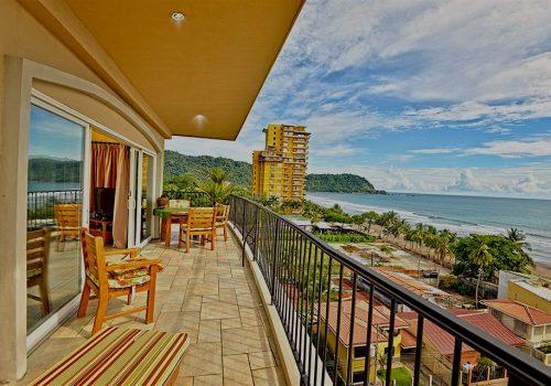 Fishing Beach Penthouse in Jaco Costa Rica