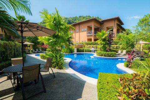 Fishing resorts & Condos in Costa Rica